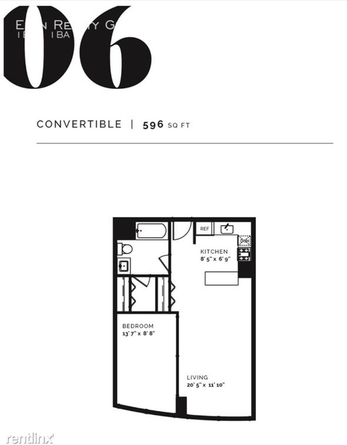 1 Bedroom, Dearborn Park Rental in Chicago, IL for $1,915 - Photo 2