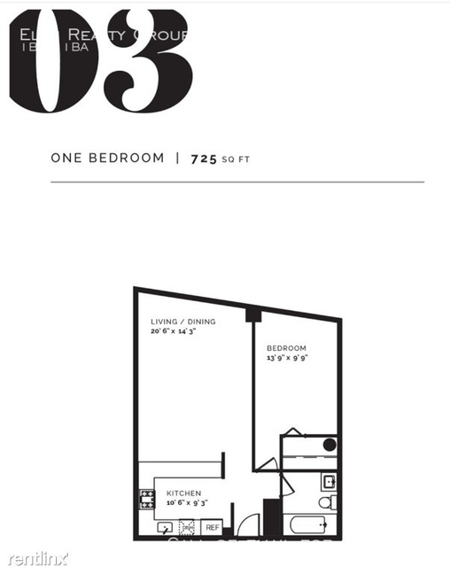 1 Bedroom, Dearborn Park Rental in Chicago, IL for $1,965 - Photo 2