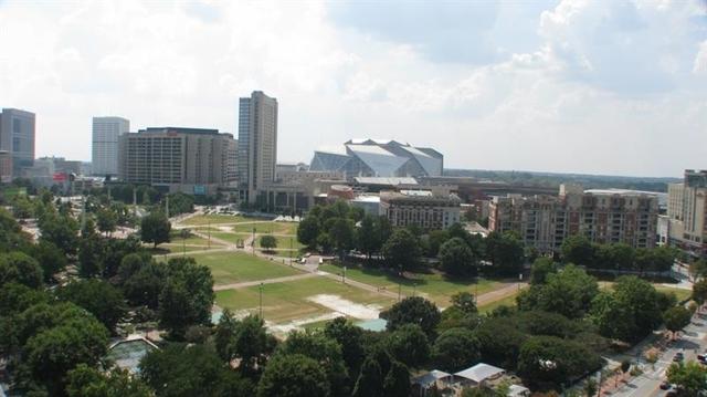 1 Bedroom, Centennial Hill Rental in Atlanta, GA for $1,700 - Photo 2