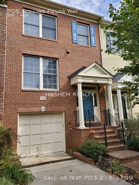 3 Bedrooms, King Farm Rental in Washington, DC for $3,000 - Photo 1