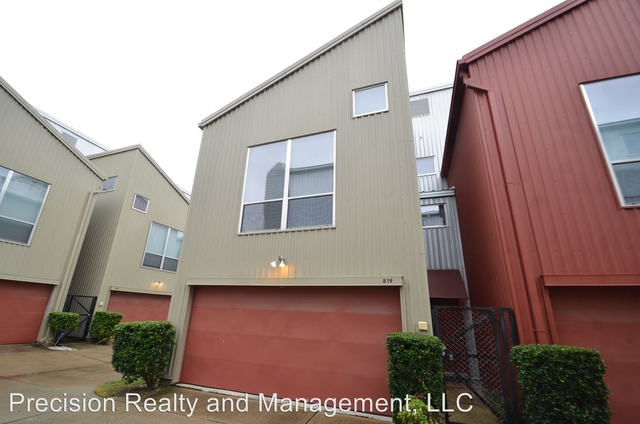 2 Bedrooms, Crosby Street Square Townhome Rental in Houston for $2,200 - Photo 1