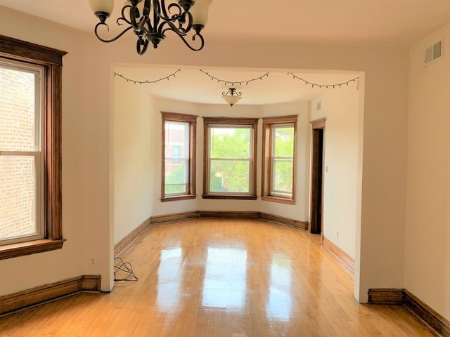 3 Bedrooms, Ukrainian Village Rental in Chicago, IL for $1,550 - Photo 2