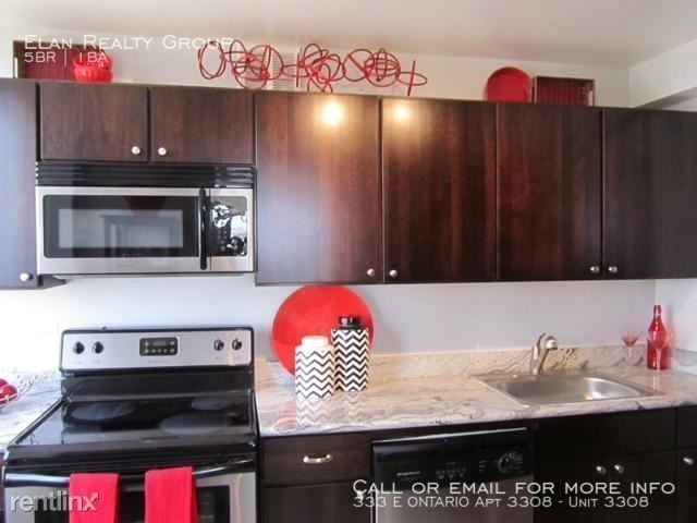 5 Bedrooms, Gold Coast Rental in Chicago, IL for $1,661 - Photo 1