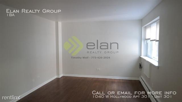 Studio, Edgewater Beach Rental in Chicago, IL for $900 - Photo 1