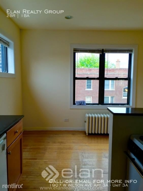 2 Bedrooms, Ravenswood Rental in Chicago, IL for $1,540 - Photo 2