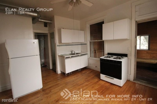 2 Bedrooms, Logan Square Rental in Chicago, IL for $1,290 - Photo 1