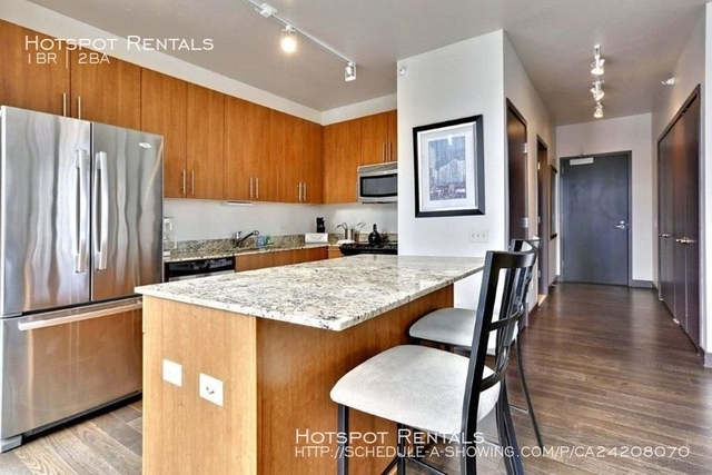 1 Bedroom, Grant Park Rental in Chicago, IL for $2,100 - Photo 2