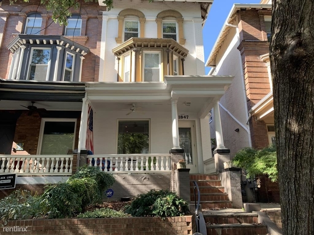 4 Bedrooms, Lanier Heights Rental in Washington, DC for $6,000 - Photo 1