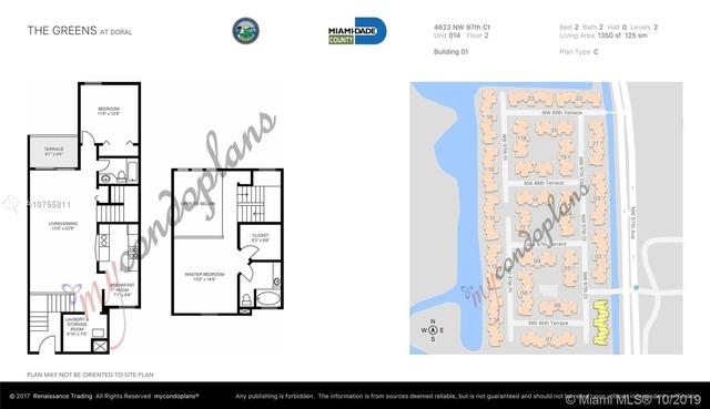2 Bedrooms, Doral Pointe Rental in Miami, FL for $1,975 - Photo 2