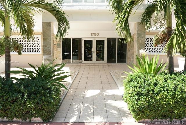 1 Bedroom, City Center Rental in Miami, FL for $1,500 - Photo 2