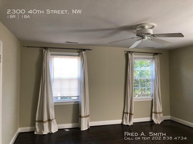 1 Bedroom, Glover Park Rental in Washington, DC for $1,950 - Photo 2
