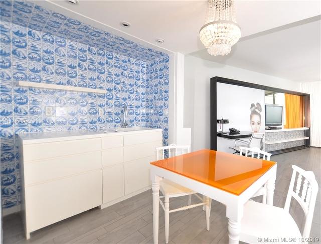 Studio, West Avenue Rental in Miami, FL for $3,500 - Photo 1