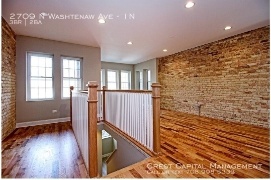 3 Bedrooms, Logan Square Rental in Chicago, IL for $2,595 - Photo 2