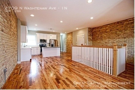 3 Bedrooms, Logan Square Rental in Chicago, IL for $2,595 - Photo 1