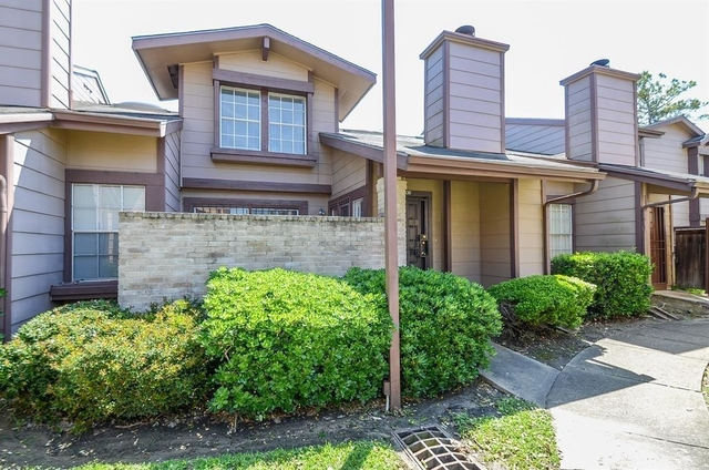 2 Bedrooms, Fondren Southwest Tempo Townhome Rental in Houston for $1,100 - Photo 1