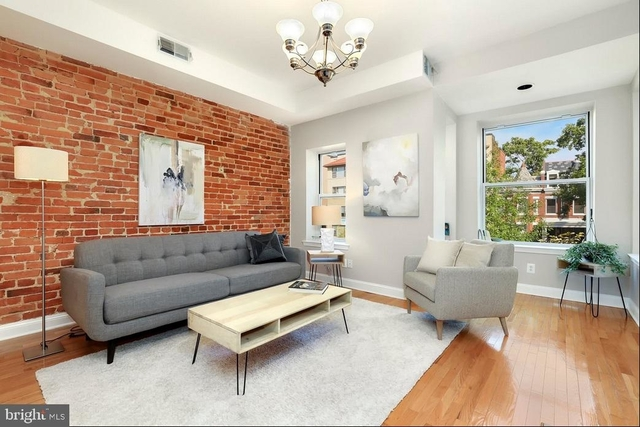 1 Bedroom, Columbia Heights Rental in Washington, DC for $2,600 - Photo 1