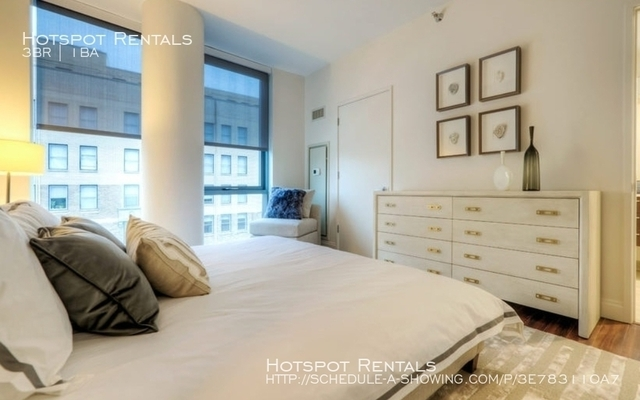 3 Bedrooms, Grant Park Rental in Chicago, IL for $4,573 - Photo 2