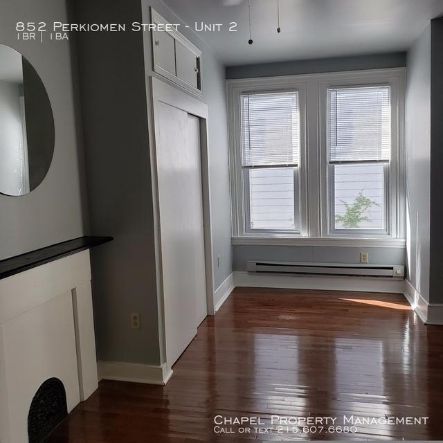1 Bedroom, Fairmount - Art Museum Rental in Philadelphia, PA for $1,100 - Photo 2