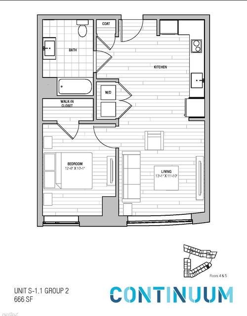 1 Bedroom, North Allston Rental in Boston, MA for $3,835 - Photo 1