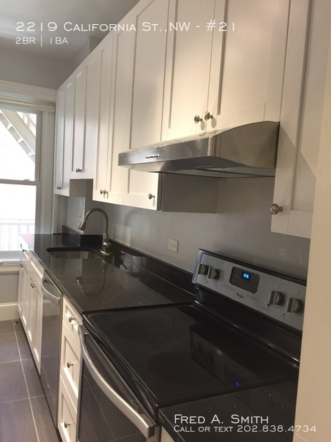 2 Bedrooms, Kalorama Rental in Washington, DC for $3,700 - Photo 2