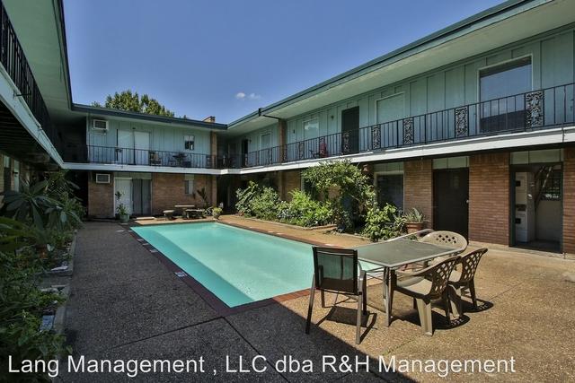 2 Bedrooms, Montrose Rental in Houston for $1,195 - Photo 2