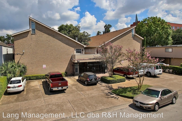 2 Bedrooms, Montrose Rental in Houston for $1,395 - Photo 1