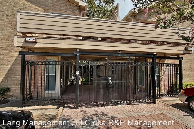 2 Bedrooms, Montrose Rental in Houston for $1,395 - Photo 2