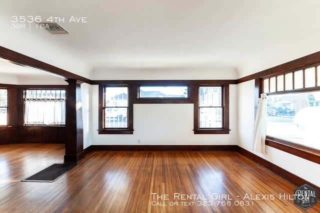 3 Bedrooms, Jefferson Park Rental in Los Angeles, CA for $3,150 - Photo 1