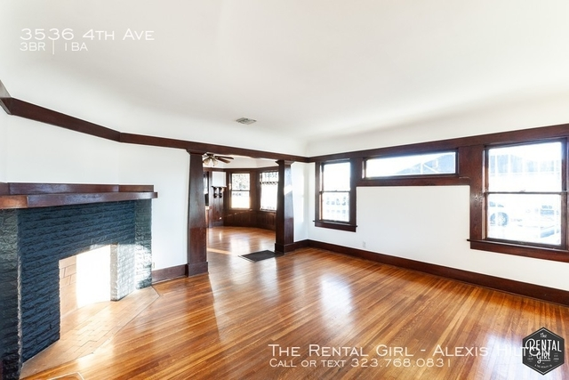 3 Bedrooms, Jefferson Park Rental in Los Angeles, CA for $3,150 - Photo 2