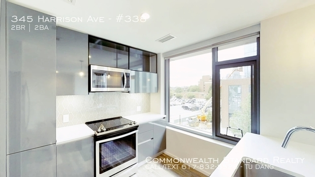 2 Bedrooms, Shawmut Rental in Boston, MA for $5,436 - Photo 2