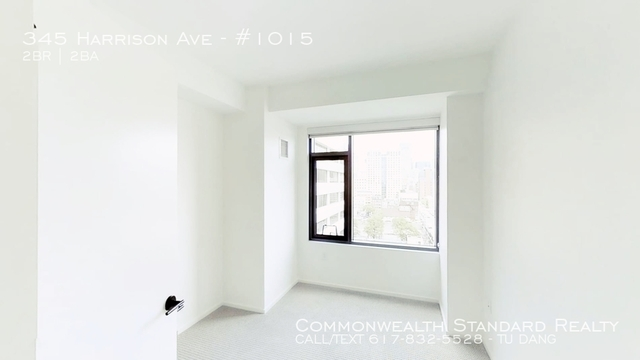 2 Bedrooms, Shawmut Rental in Boston, MA for $5,416 - Photo 2