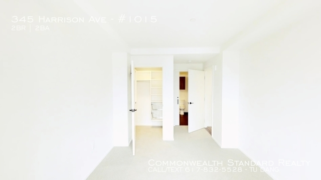 2 Bedrooms, Shawmut Rental in Boston, MA for $5,416 - Photo 1