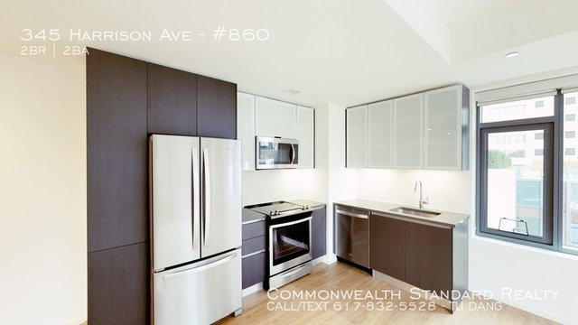 2 Bedrooms, Shawmut Rental in Boston, MA for $5,306 - Photo 2