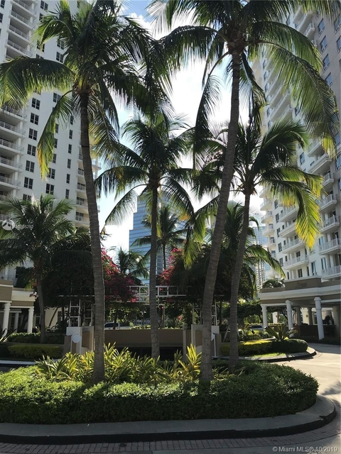 1 Bedroom, Brickell Key Rental in Miami, FL for $2,300 - Photo 2