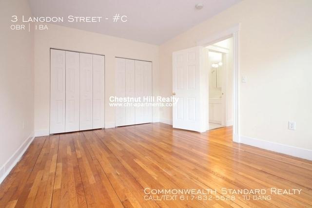 Studio, Neighborhood Nine Rental in Boston, MA for $2,280 - Photo 2