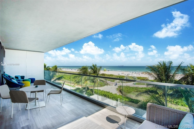 4 Bedrooms, South Pointe Rental in Miami, FL for $35,000 - Photo 1