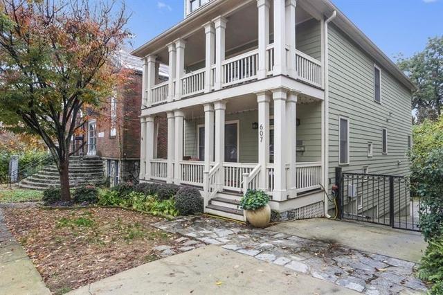 3 Bedrooms, Old Fourth Ward Rental in Atlanta, GA for $3,750 - Photo 2