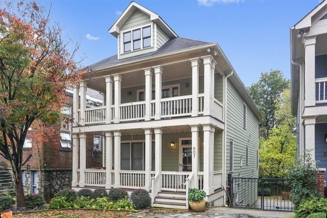 3 Bedrooms, Old Fourth Ward Rental in Atlanta, GA for $3,750 - Photo 1