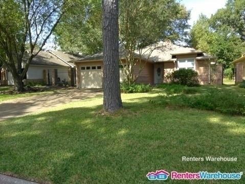 3 Bedrooms, Mills Branch Village Rental in Houston for $1,490 - Photo 1