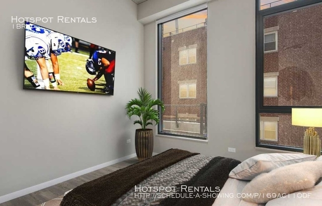 1 Bedroom, Near West Side Rental in Chicago, IL for $2,347 - Photo 2