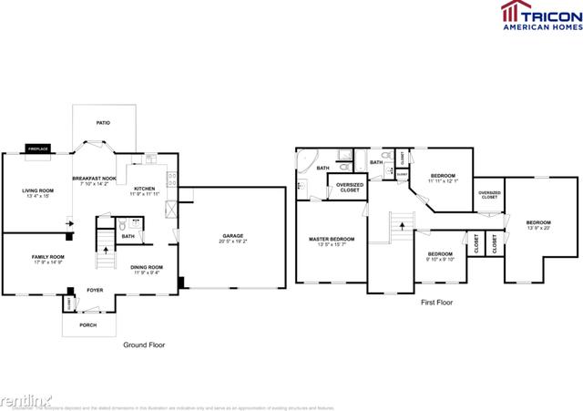 4 Bedrooms, Grove Park Rental in Atlanta, GA for $1,399 - Photo 1