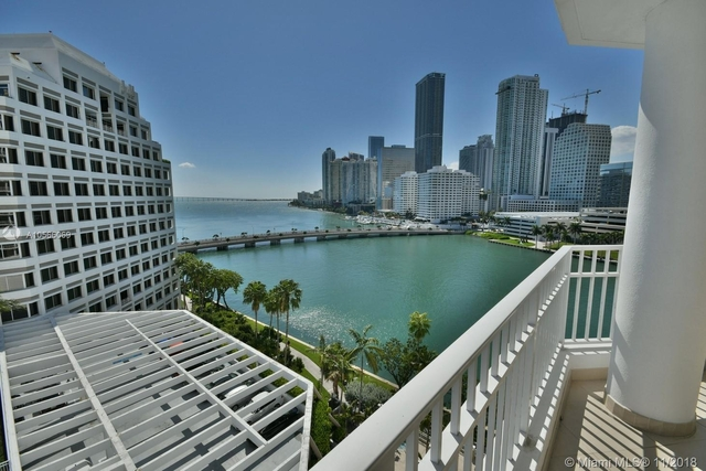 3 Bedrooms, Brickell Key Rental in Miami, FL for $4,500 - Photo 1