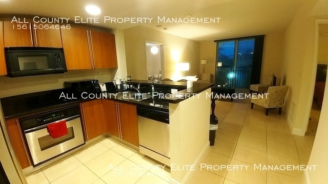 2 Bedrooms, Downtown West Palm Beach Rental in Miami, FL for $2,295 - Photo 1