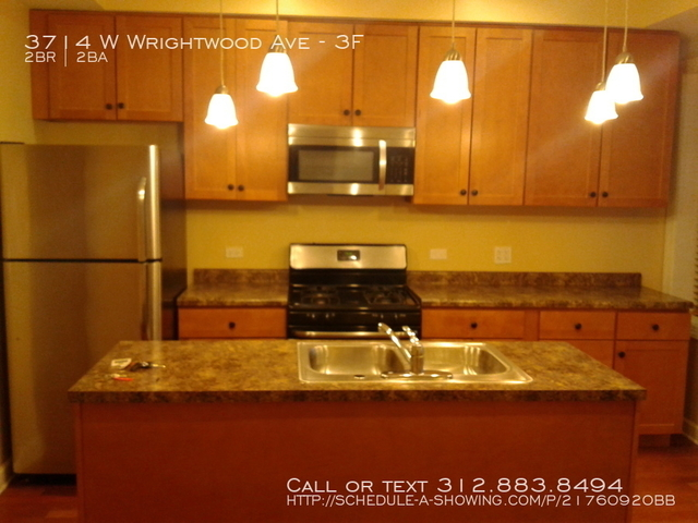 2 Bedrooms, Logan Square Rental in Chicago, IL for $1,400 - Photo 1