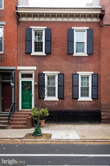3 Bedrooms, Fitler Square Rental in Philadelphia, PA for $2,650 - Photo 1