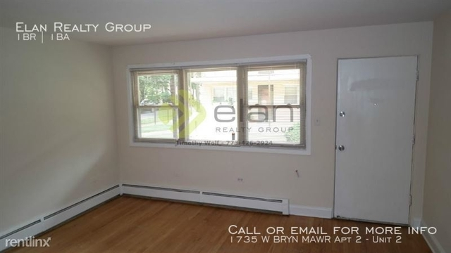 1 Bedroom, Andersonville Rental in Chicago, IL for $1,175 - Photo 1