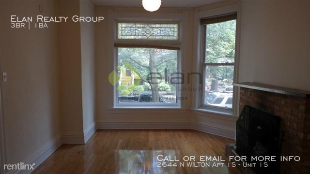 3 Bedrooms, Wrightwood Rental in Chicago, IL for $1,995 - Photo 1