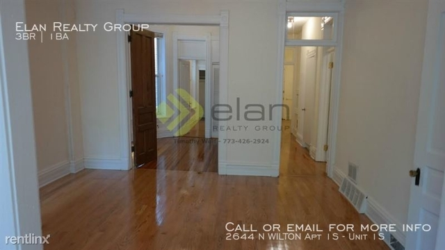 3 Bedrooms, Wrightwood Rental in Chicago, IL for $1,995 - Photo 2
