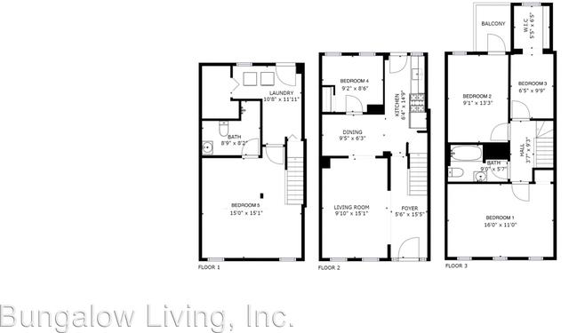1 Bedroom, Pleasant Plains Rental in Washington, DC for $1,150 - Photo 2