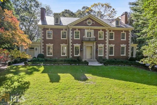 4 Bedrooms, Druid Hills Rental in Atlanta, GA for $6,950 - Photo 1